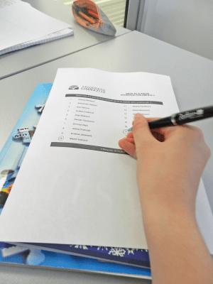 Izbori u Savremenoj gimnaziji
