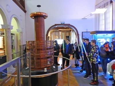 Poseta Muzeju Nikole Tesle