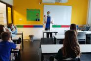 Savremeni gimnazijalac u ulozi predavača