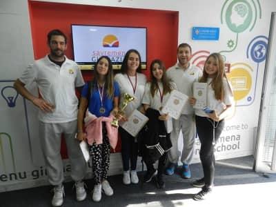 Takmičenje u košarci i stonom tenisu