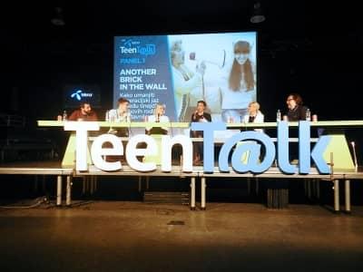 Teen Talk konferencija
