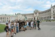 Učenici Kembridž programa u Beču i Pragu