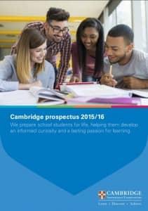 Kembridž prospekt za međunarodne ispite