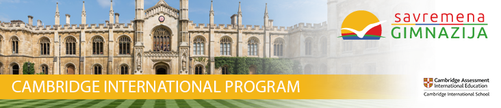 Cambridge International program