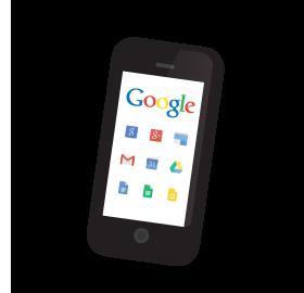 Učenje kroz Google aplikacije