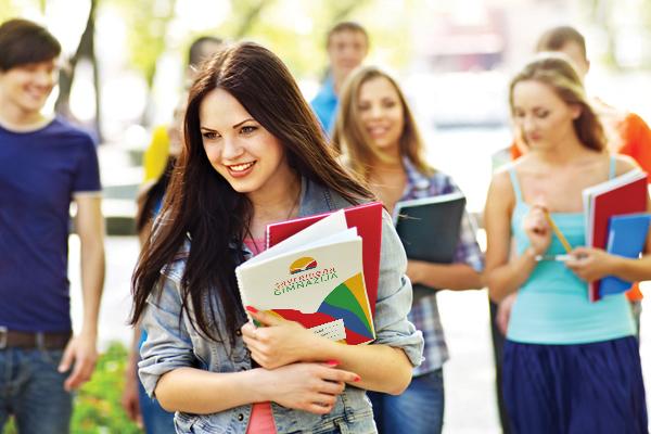 učenica škole