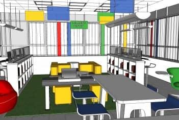 Centar za učenje - intelektualna zona
