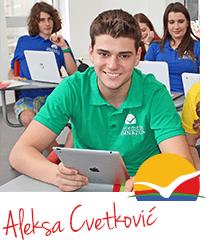 utisci učenika - Aleksa Cvetković