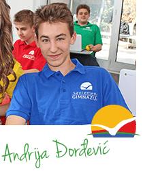 Šta kažu učenici - Andrija Đorđević