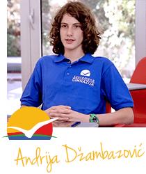 utisci učenika - Andrija Džambazović