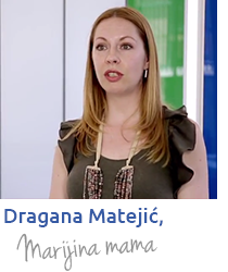 utisci roditelja - Dragana Matejić