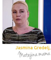 Šta kažu roditelji - Jasmina Gredelj