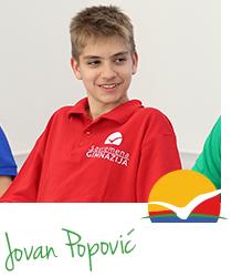 utisci učenika - Jovan Popović