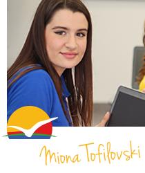 utisci učenika - Miona Tofilovski