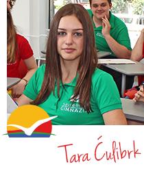 Šta kažu učenici - Tara Ćulibrk