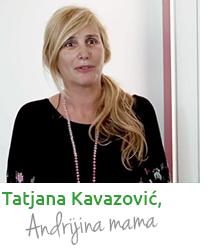 Šta kažu roditelji - Tatjana Kavazović