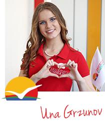 utisci učenika - Una Grzunov