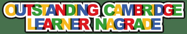 Outstanding Cambridge Learner nagrada