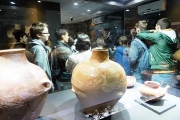 Savremeni gimnazijalci posetili arheološko nalazište u Vinči