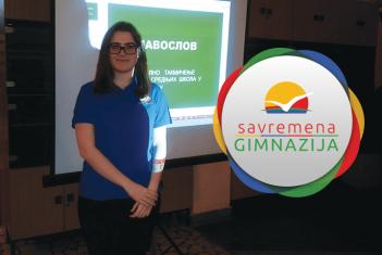 Učenice Savremene gimnazije u četvrtini finala takmičenja u besedništvu