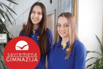 Učenice Savremene gimnazije se takmičile na Književnoj olimpijadi