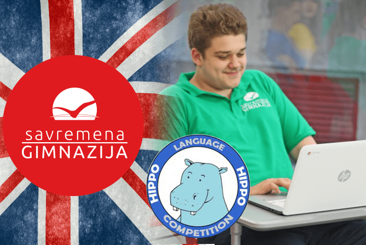 Uspeh učenika Savremene gimnazije na međunarodnom takmičenju iz engleskog jezika
