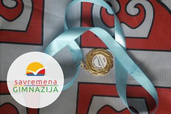 Učenica Savremene gimnazije osvojila 4 medalje u plivanju