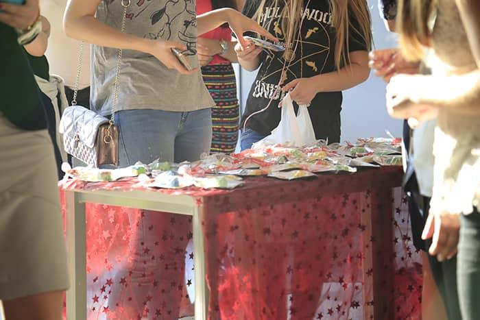 Učenici Savremene gimnazije u humanitarnoj akciji