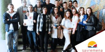 Savremeni gimnazijalci posetili Rumuniju i nastupili na međunarodnom STAGE-u
