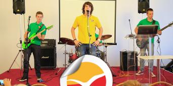 Bend Savremene gimnazije nastupio na sajmu zapošljavanja LINK2job