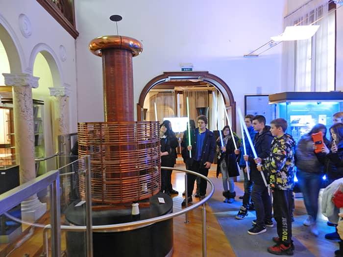 Učenici Savremene gimnazije posetili muzej