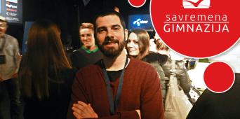 Profeosor Ivan Matejić učesnik panela na ovogodišnjem Teen Talku