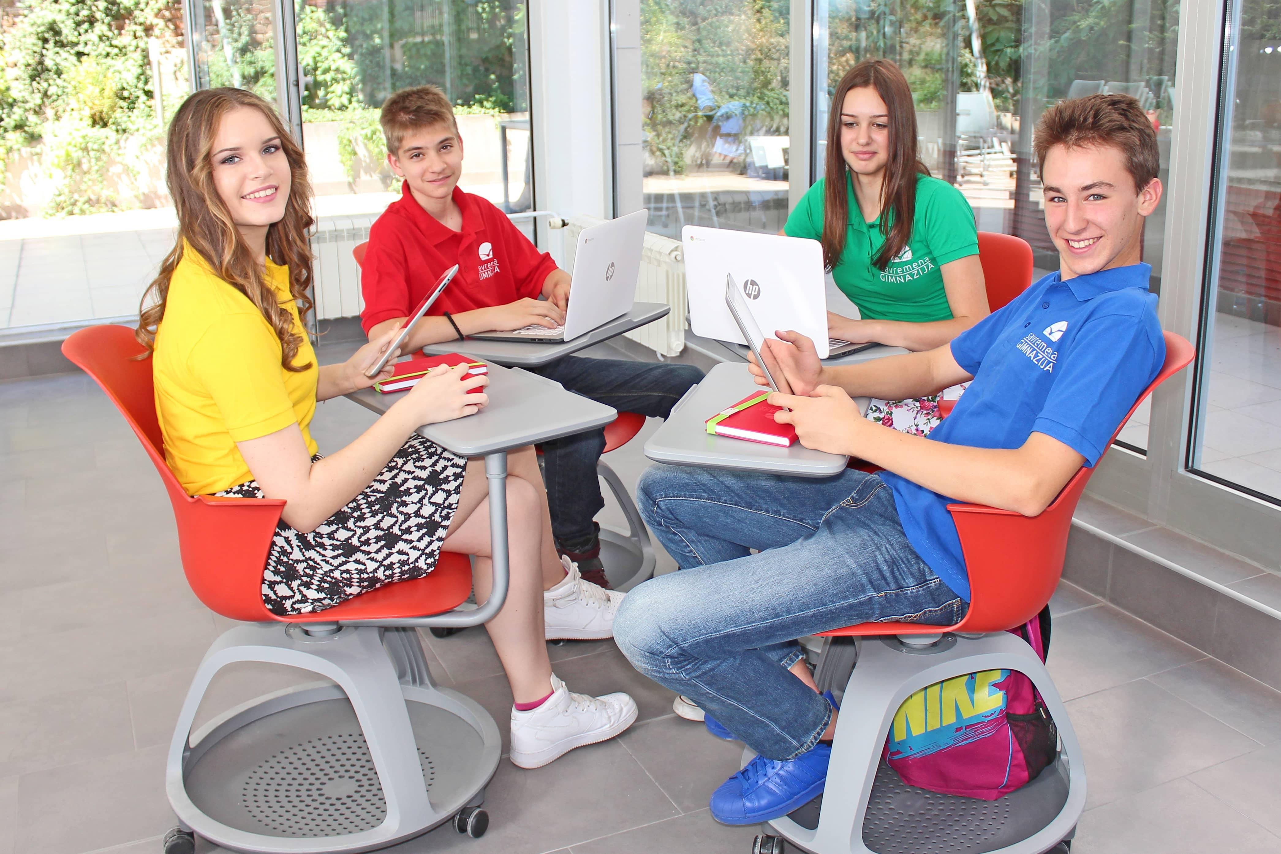 Učionice opremljene po najvišim standardima
