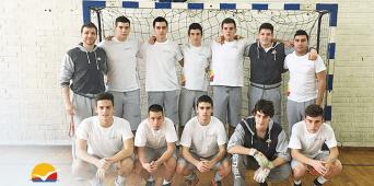 Istrajnom borbom do polufinala opštinskog takmičenja u malom fudbalu