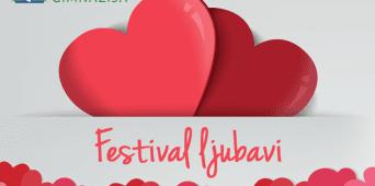 U Savremenoj gimnaziji Festivalom ljubavi obeležen Dan zaljubljenih