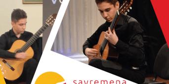 Učenik Nikola Milosavljević briljirao na priznatim muzičkim takmičenjima