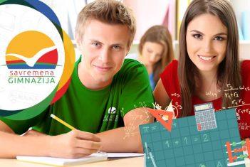 """Savremeni gimnazijalci učesnici međunarodnog matematičkog takmičenja """"Kengur bez granica"""""""