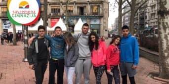 Savremeni gimnazijalci istrčali Trku zadovoljstva na Beogradskom maratonu