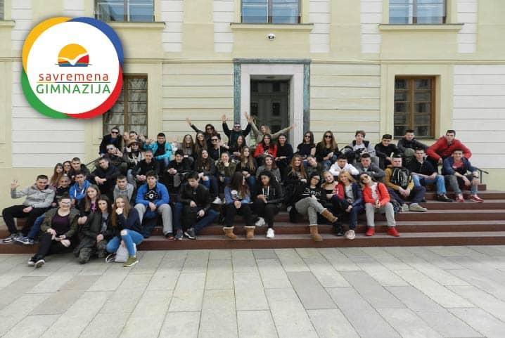 Putovanje za pamćenje: Savremeni gimnazijalci uživali u čarima zlatnog Praga i carskog Beča
