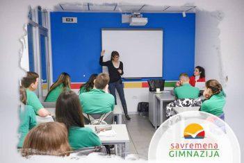 Predavanje o vršnjačkom nasilju i maloletničkoj delinkvenciji u Savremenoj gimnaziji