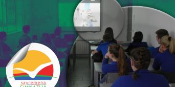 Predstavljanje Unije srednjoškolaca Srbije u Savremenoj