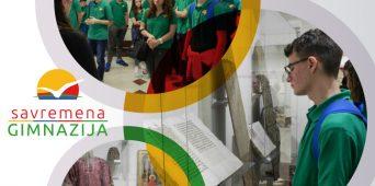 Savremeni gimnazijalci u poseti Muzeju Srpske Pravoslavne Crkve