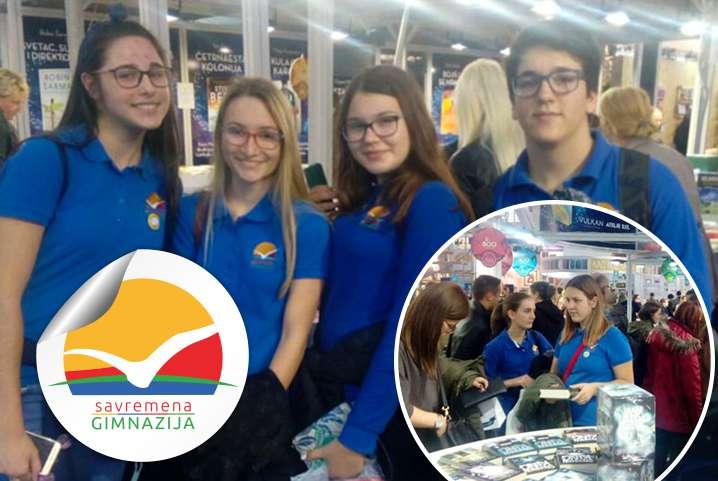 """62. Međunarodni beogradski sajam knjiga – Savremeni gimnazijalci otkrili da je """"ključ u knjigama"""""""