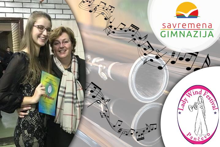 Lady Wind nagrada za savremenu flautistkinju Galinu Radenković