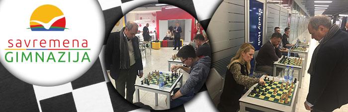 Šahovsko druženje