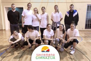 Prve na Vračaru: Ubedljive pobede ženskog košarkaškog tima