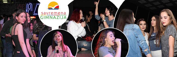 Žurka za Novu godinu i karaoke