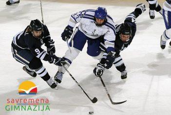 Srpski hokejaši osvojili srebro uz podršku savremenih gimnazijalaca