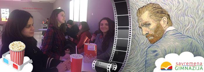 Poseta bioskopu