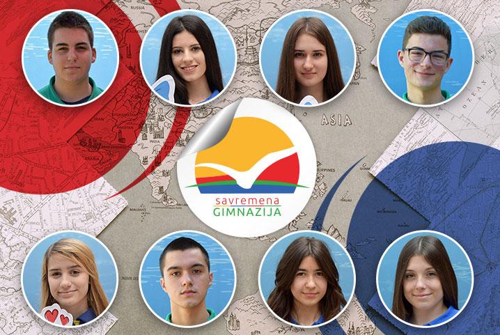 Mladi geografi postigli zapažene rezultate na opštinskom takmičenju
